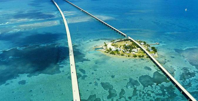 Voyage aux Etats-Unis, la Floride, les Keys, et la fameuse Overseas Highway