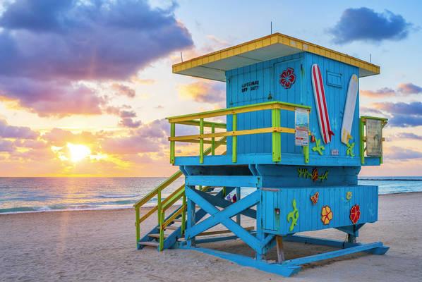 Voyage aux Etats-Unis, la Floride et ses superbes plages !