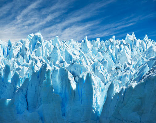 Voyage en Argentine, Le Périto Moreno