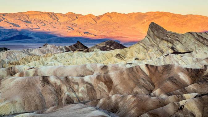 Voyage aux Etats-Unis, la Vallée de la mort © fotolia