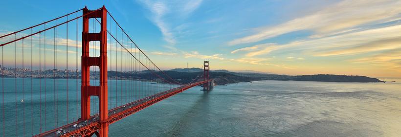 San Francisco et Sierra Nevada, voyage Amérique du Nord
