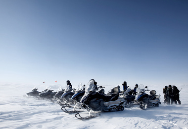 Séjour motoneige au Canada - Raid en Gaspésie et Côte Nord, voyage Amérique du Nord