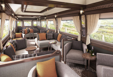 Belmond Grand Hibernian, voyage Europe