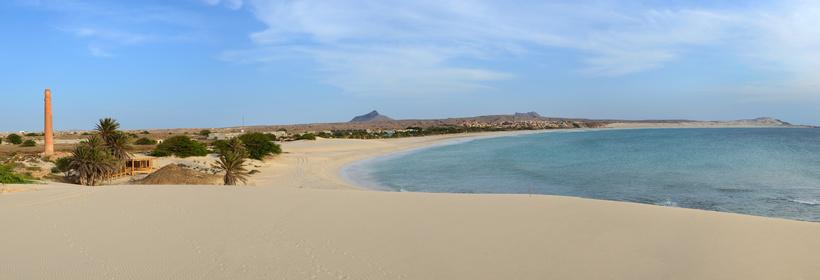 Randonnée, quad et détente à Boa vista, voyage Afrique