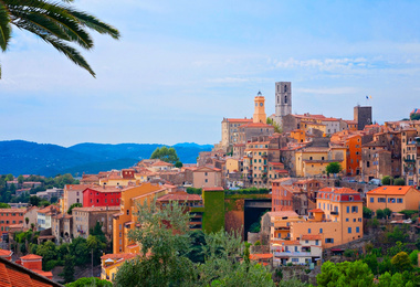 Voyage en France : La côte d'Azur en famille, voyage Europe