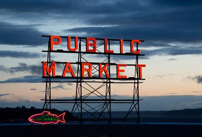 Le Nord Ouest Pacifique : De Seattle à Portland, voyage Amérique du Nord