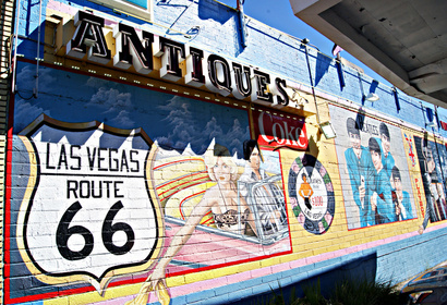 "La route 66 ""The Mother Road"", voyage Amérique du Nord"