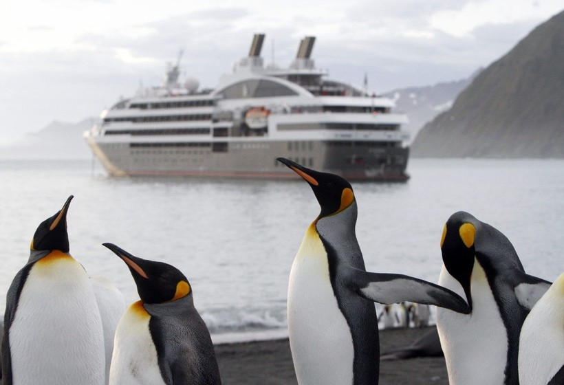 Croisière d'expédition à bord du Ponant - L'essentiel du Spitzberg, voyage Europe