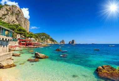 Voyage en Italie - Dolce Vita sur la Côte Amalfitaine, voyage Europe