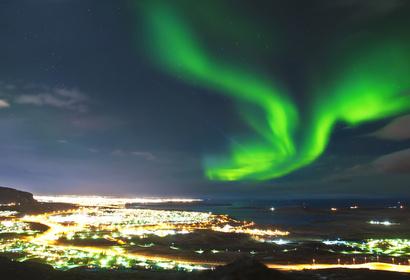 Escapade hivernale à Reykjavík, voyage Europe