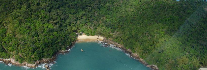 Voyage sur mesure au Brésil - Séjour à la pousada Picinguaba, voyage Amérique du Sud