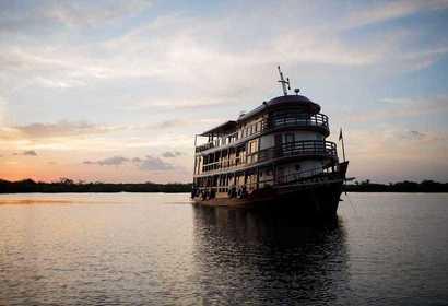 Croisière en Amazonie sur l'Amazon Dream, voyage Amérique du Sud