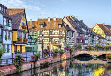 L'Alsace : au coeur des traditions, voyage Europe