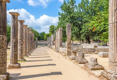 Grèce : Merveilles du Péloponnèse, voyage Europe