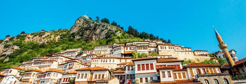 Les richesses de l'Albanie, voyage Europe