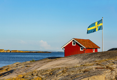 Voyage en Suède : L'archipel de Göteborg, voyage Europe