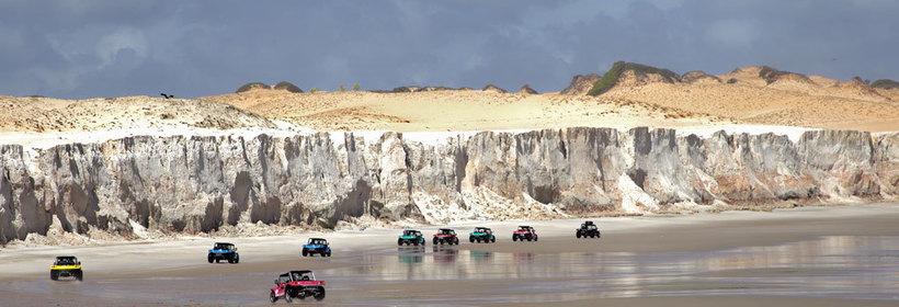 Road-trip au Brésil : La piste des falaises, voyage Amérique du Sud