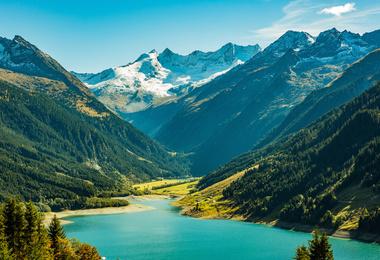 Aventure familiale dans le Tyrol, voyage Europe