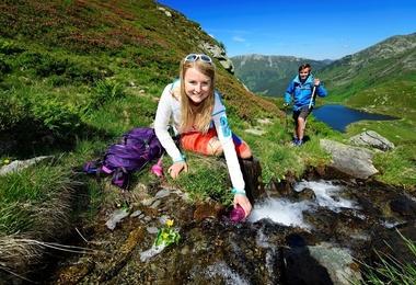 Voyage dans les montagnes d'Autriche, voyage Europe