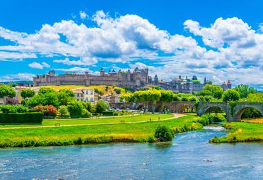 Tour de l'Occitanie en famille, voyage Europe