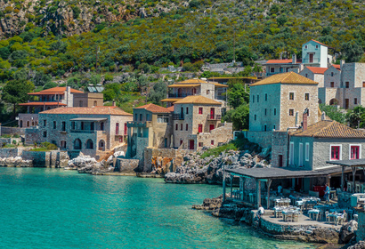 Découverte d'Athènes & dépaysement dans le Péloponnèse, voyage Europe