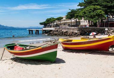 Les splendeurs du Brésil, voyage Amérique du Sud