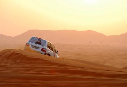 Séjour sportif dans les Émirats Arabes Unis, voyage Moyen-Orient