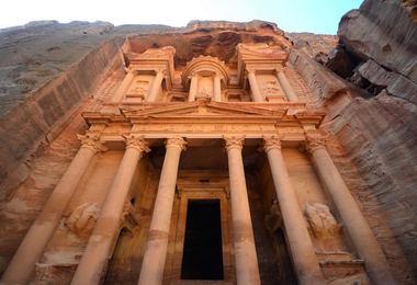 Voyage en Jordanie - Randonnée dans le désert, voyage Moyen-Orient