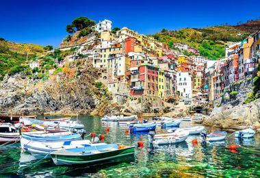 Voyage en Italie - Bellissime Cinque Terre, voyage Europe