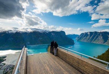 Aventure sportive dans les Fjords, voyage Europe