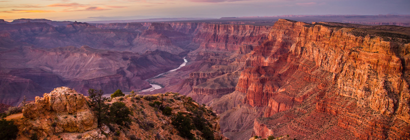 Des Yellowstone aux Rocheuses Américaines - Grand Canyon - © Fotolia