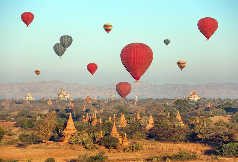 Lune de Miel en Birmanie, voyage Asie et Océanie
