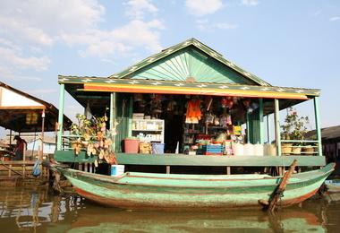 Immersion en pays Khmer, voyage Asie et Océanie