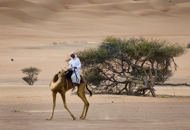 Randonnée à Oman, voyage Moyen-Orient