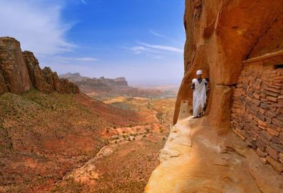 L'Ethiopie : entre déserts et volcans, la route des caravanes, voyage Afrique
