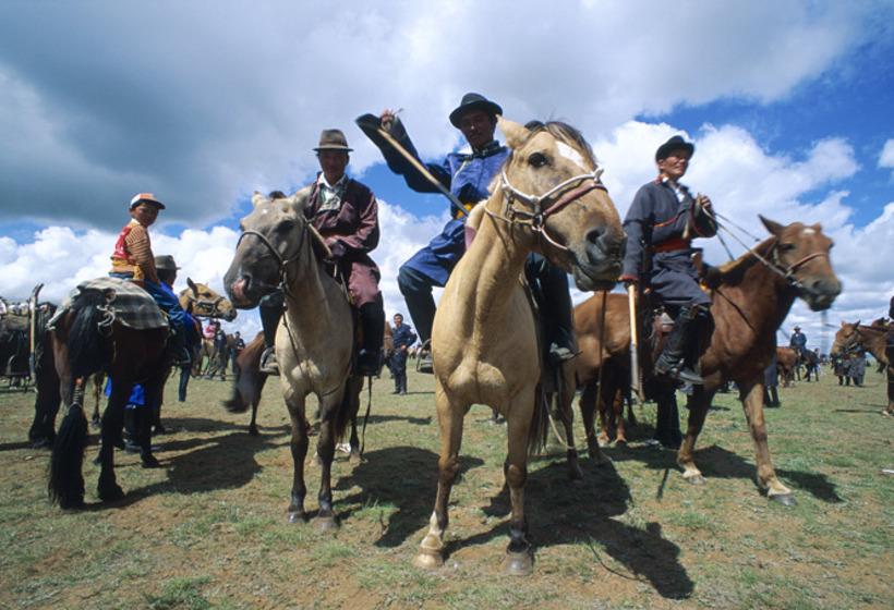 Méharée dans le Désert de Gobi, voyage Asie et Océanie