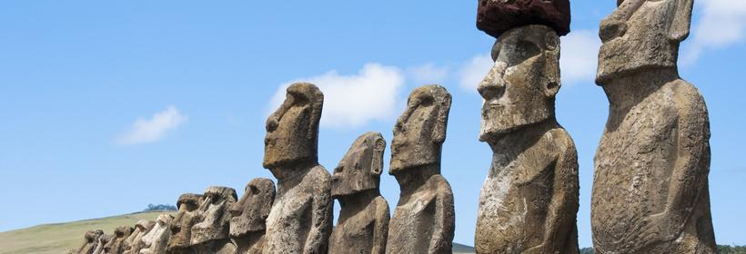 Extension : Ile de Pâques, voyage Amérique du Sud