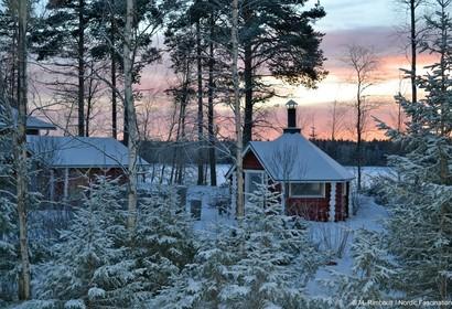 La Finlande entre amis : Au coeur de la Laponie, voyage Europe
