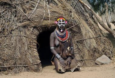 À la découverte des peuples de la vallée de l'Omo, voyage Afrique
