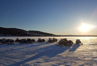 Séjour motoneige au Canada - Raid du Saguenay, voyage Amérique du Nord
