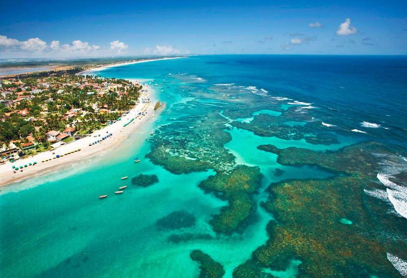 Patrimoine et plages paradisiaques : Salvador et Boipeba, voyage Amérique du Sud