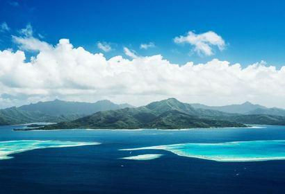 Croisière et hôtel de luxe en Polynésie, voyage Asie et Océanie