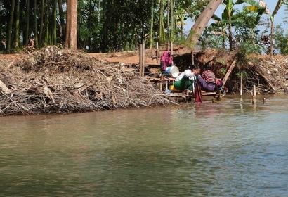 Trek et panorama Birman, voyage Asie et Océanie
