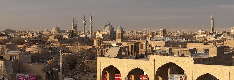 Les déserts d'Iran, voyage Moyen-Orient