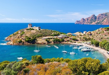 La Corse en 3 étapes - Version Charme, voyage Europe