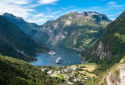 Voyage en Norvège par delà le Cercle Arctique, voyage Europe