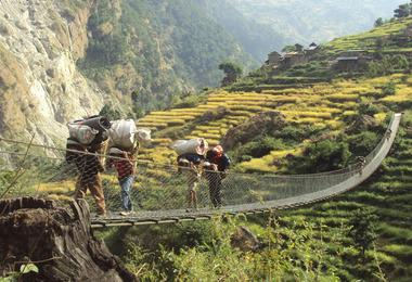 Trek Nepal - Randonnée dans le massif du Manaslu, voyage Asie et Océanie