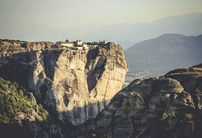 Premiers pas en Grèce, voyage Europe