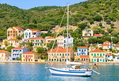 Randonnée en Grèce, voyage Europe