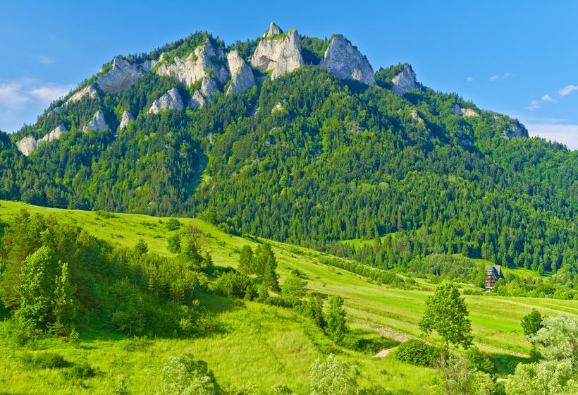 Voyage en Pologne - Randonnée dans les Tatras, voyage Europe